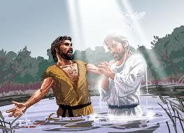Jesus baptized 2