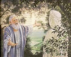 Abraham bargains