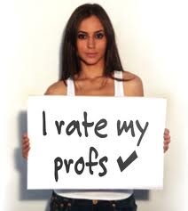 rate profs