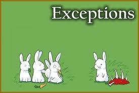 Exception 2